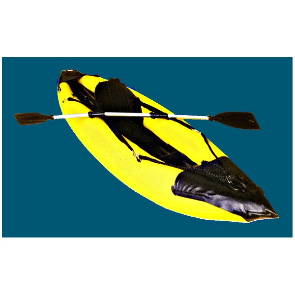 kayak pneumatique charles oversea une place. Black Bedroom Furniture Sets. Home Design Ideas